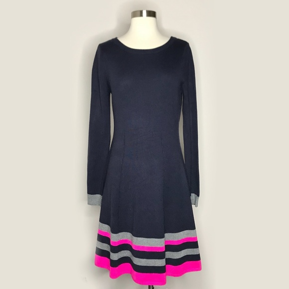 1cd8cc95e95 Eliza J Dresses   Skirts - Eliza J Fit and Flare Sweater Dress